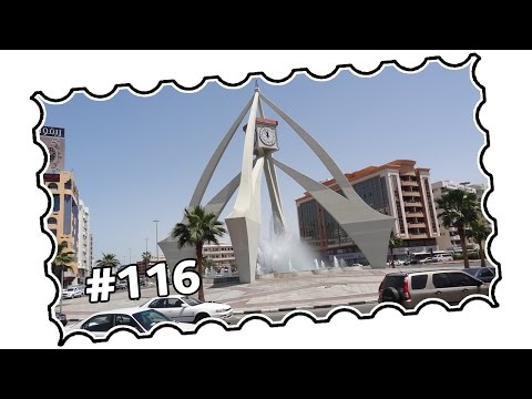 #116 - UAE, Dubai area - Garhoud, Deira, the Clocktower and the Creek (04/2014)
