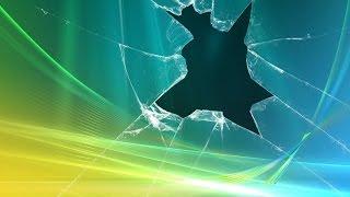 видео Замена повреждённой матрицы ноутбука