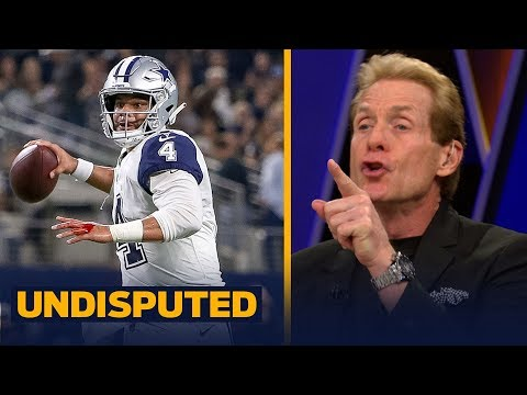 Skip Bayless picks the Cowboys in an NFC East showdown vs the Eagles | NFL | UNDISPUTED