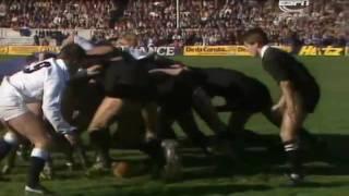 All Blacks vs England 1985 (2nd Test)