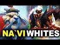 NAVI vs WHITES - CRAZY CIS QUALS - ESL GENTING DOTA 2