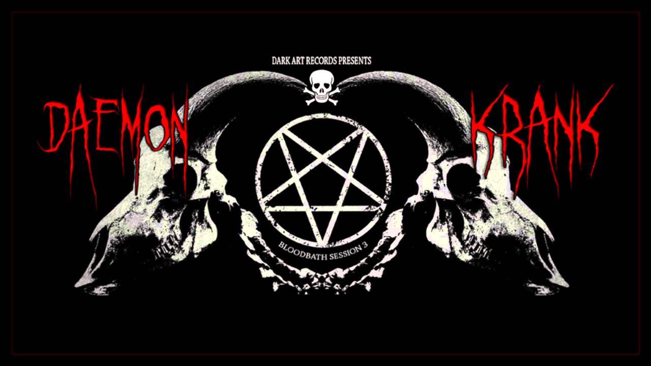 Dj Krank VS Daemon - Bloodbath Session Part.3 2014 (Hardtechno/Schranz)