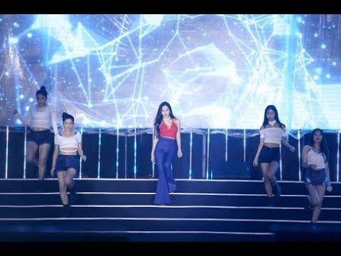 [Fancam] Hyomin (Nice Body+Ooh La La) - T-ara concert in Vietnam 2017