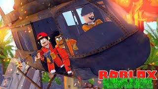 ROBLOX JAIL BREAK MILITARY HELICOPTER UPDATE!!