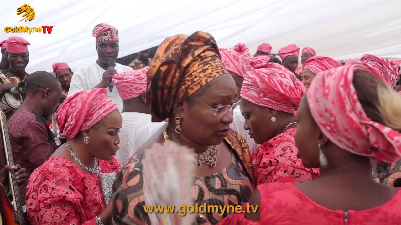 Download K1'S PERFORMANCE AT AWUJALE OF IJEBULAND'S DAUGHTER'S WEDDING