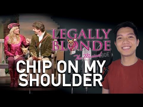 Chip On My Shoulder (Emmett Part Only - Instrumental) - Legally Blonde The Musical