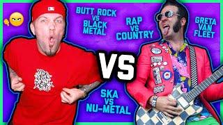 SKA VS NU-METAL, WHICH IS WORSE? Ultimate Genre Showdown!