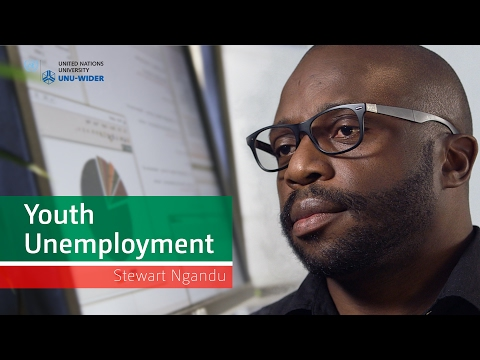 Stewart Ngandu – Youth Unemployment in South Africa