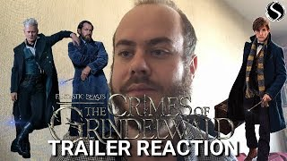 Fantastic Beasts: The Crimes of Grindelwald : Trailer reaction & Review