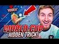 WORLD CUP HIDDEN TRICK!