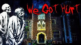 WARNING This HAUNTED CASTLE Left Us In AGONY ( Paranormal Activity Caught On Camera )