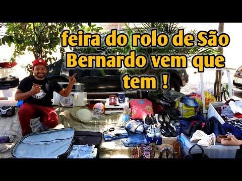 Feira Do Rolo De São Bernardo A Melhor Do Brasil Parte 3 !