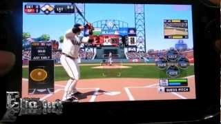Jugando MLB 13 The Show PsVita Gameplay Español