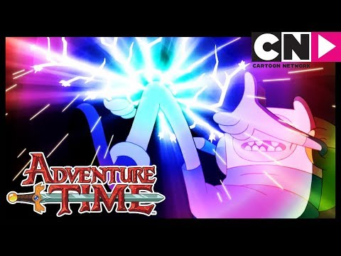 Adventure Time | Through The Portal | The Lich | Cartoon Network
