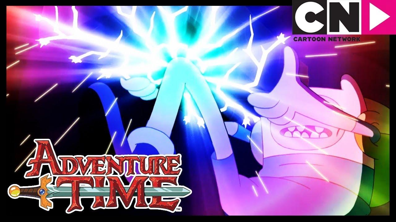 Adventure Time | Through the Portal | The Lich | Cartoon Network