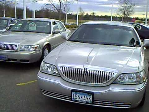 2008 Lincoln Town Car Signature Limited Youtube