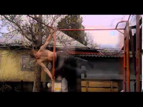 human flag muscle up - youtube, Muscles
