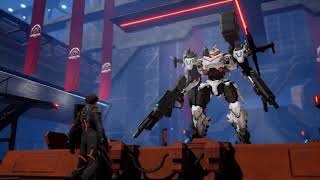 Daemon X Machina New Official Trailer  Upcoming Action Adventure Nintendo Switch Game