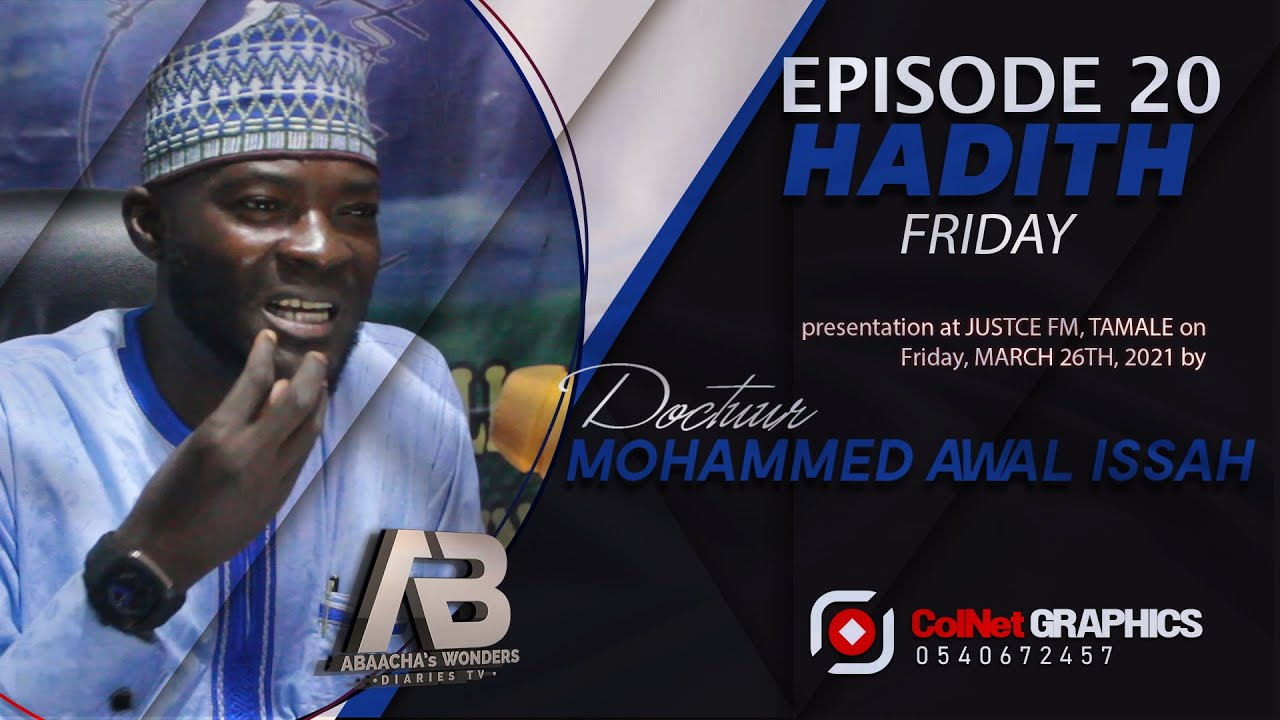 Download HADITH FRIDAY EP 20 - [Doctuur Awal] || Abaacha Wonders Diaries || Official