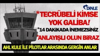 İstanbul hava sahasında zor gece - AirportHaber