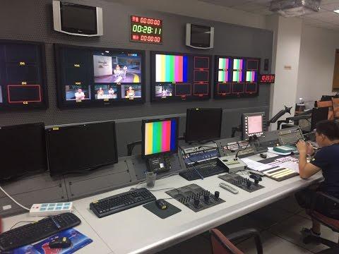 Internship at Dalian Radio & TV Station