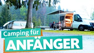 Camper-Anfängerfehler – Tipps für Einsтeiger (1/2) | WDR Reisen
