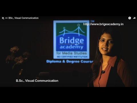 BSc., Visual Communication