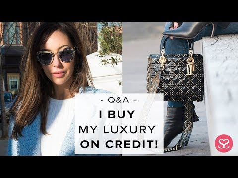 Q&A: MY POSITION ON #ADs + LUXURY SHOPPING ON CREDIT CARDS  | Sophie Shohet