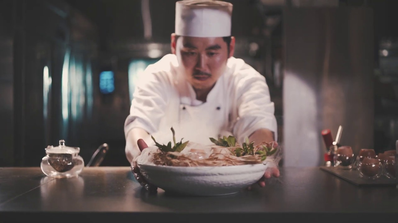 KOR Social: Gin food pairing with Ben Teppen Taipei