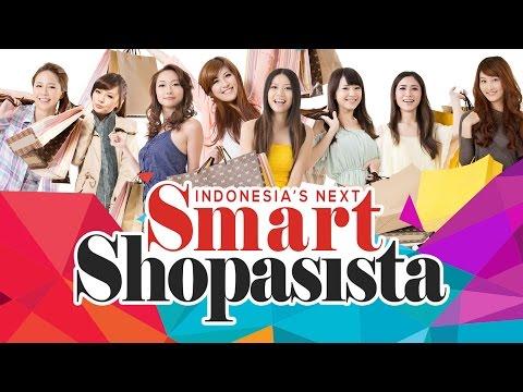 Telunjuk Indonesia's Next Smart Shopasista 2015 (RECAP)