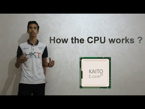 #race2space2018 - [Computer Science] How the CPU works ?