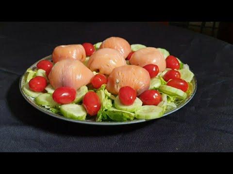 recette-d'une-entrÉe-au-saumon-simple-et-jolie- -(dôme-de-saumon)