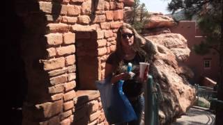 Manitou Cliff Dwellings & Cave of the Winds, Colorado, August 2012