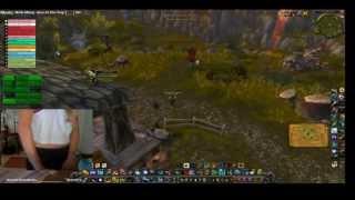 Titters (legendarylea) Twerking on Twitch Stream (Twitch Twerk) (HQ)