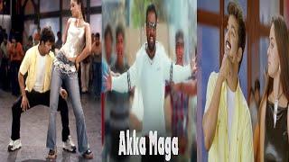 Akka maga Akka maga song|| vijay youth movie remix video
