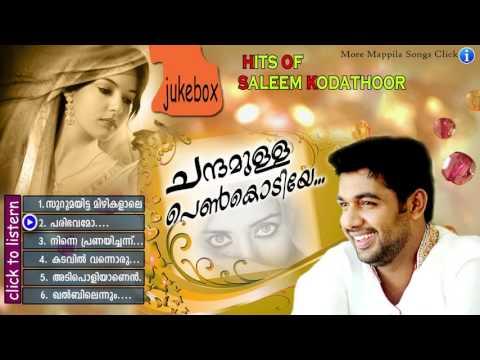 Saleem Kodathoor New Album 2015 | ചന്ദമുള്ള പെണ്കൊടിയേ | Malayalam Mappila Pattukal