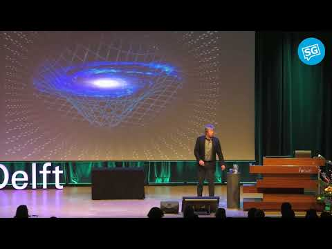 A New View on Gravity and the Cosmos | Erik Verlinde