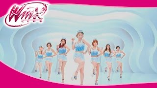 Winx Club and Rainbow Sunshine  - Find the Differences