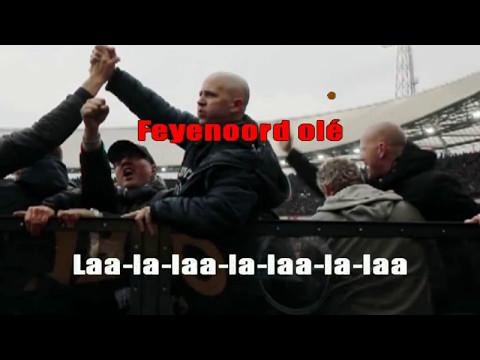 Feyenoord, Feyenoord (wat gaan we doen vandaag) - Karaoke