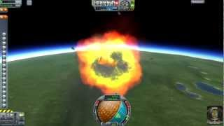 Kerbal Space Program - Deadly Reentry Plugin