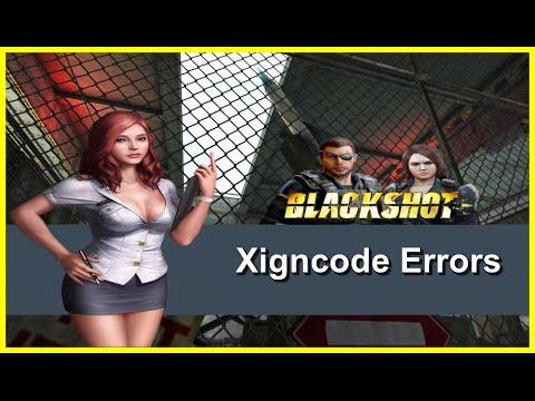 how to stop xigncode3 error on bdo