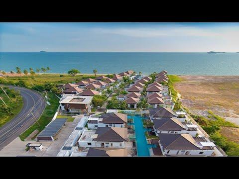 ขายบ้านพูลวิลล่าติดทะเล อ.แกลง จ.ระยอง | The Oriental Beach Rayong