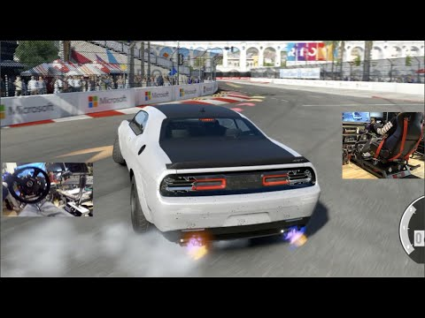 Forza 7 PC-Drifting 2000HP Vs Motion Rig At MAX Settings!! (Fast And Furious DLC Revisit)