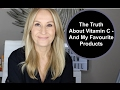 The Truth About Vitamin C - Nadine Baggott