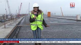 Новогодний подарок Крымского моста. Итоги 2017 года
