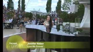 Jennifer Haben - Love me forever 2015