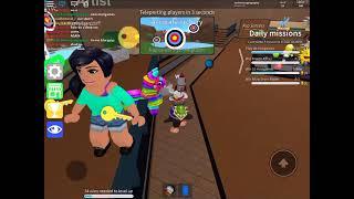 Roblox - Epic Minigames - New Update! Block Hunt, Accurate Archery, Destroy the Statue rework.
