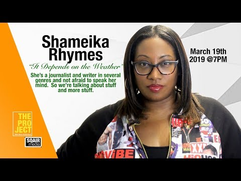 Shameika Rhymes Appearing on The PROJECT with Steve Rutherford