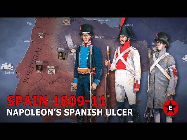 Napoleon's Vietnam: Spain 1809 - 1811