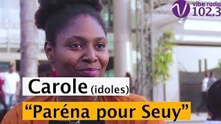 """Idoles: Carole  """"mon projet(...) c'est de me marier ..."""""""